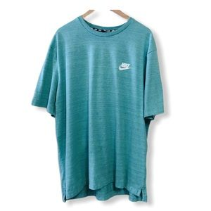 Nike Men's Short Sleeve T-Shirt Green XXL